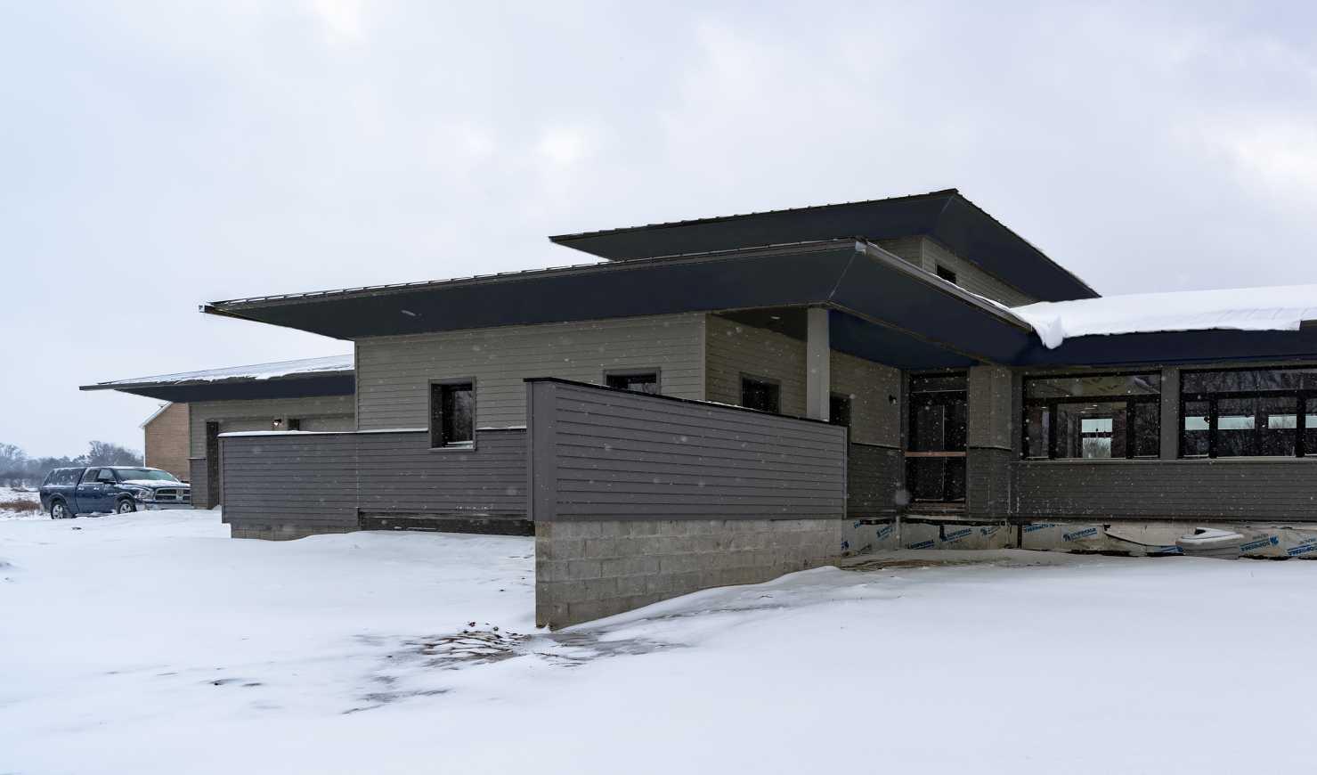 Ann Arbor Passive House Utilizes Mitsubishi Electric