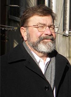Frank Baker headshot